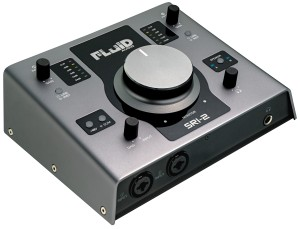 Fluid Audio SRI-2 - interface audio