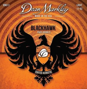 Dean Markley Blackhawk Coated Acoustic 8011 LT .011-.052