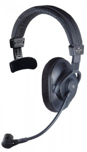 Beyerdynamic DT287 V.11 Headset 80 Ohm b/k