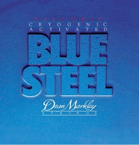 Dean Markley Blue Steel 2562A MED .010-.060