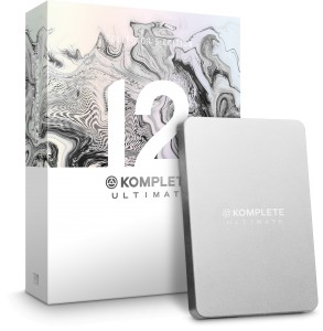 Native Instruments KOMPLETE 12 ULTIMATE COLLECTOR'S EDITION UPGRADE (z KOMPLETE ULT 8-12) pakiet oprogramowania