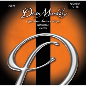 Dean Markley Signature Nickel Steel 2503 REG .010-.046