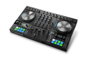 Native Instruments TRAKTOR KONTROL S4 MK3 kontroler