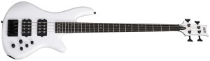SCHECTER STILETTO STAGE-4 WHT