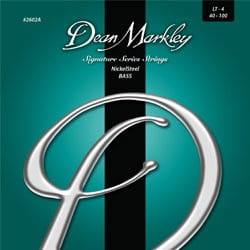 Dean Markley Dean Markley Signature Nickel Steel 2602A LT 4 struny 40-100