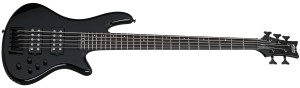 SCHECTER STILETTO STAGE-5 BLK