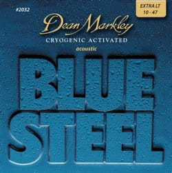 Dean Markley Blue Steel Acustic 2034 LT .011-.052
