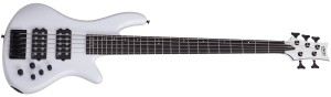 SCHECTER STILETTO STAGE-5 WHT