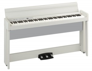 KORG C1 AIR WH pianino cyfrowe (made in Japan)