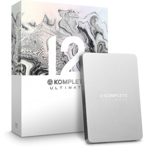 Native Instruments KOMPLETE 12 ULTIMATE COLLECTOR'S EDITION pakiet oprogramowania